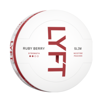 Lyft Ruby Berry Snus