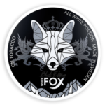 White Fox Black Edition Snus