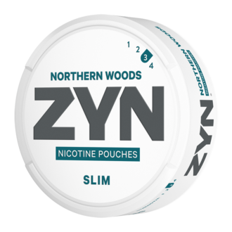Zyn Northern Woods snus